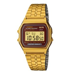 Relógio Unissex Casio Vintage A-159WGEA-5 Dourado