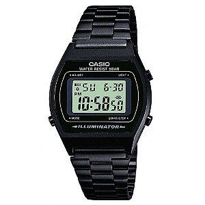 Relógio Masculino Casio Vintage B-640WB-1A Preto