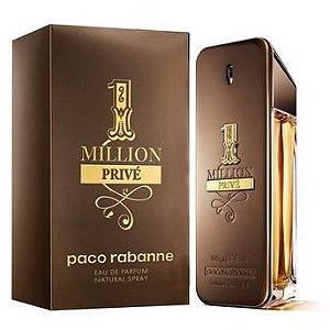 Perfume Masculino Paco Rabanne one Million Privé Eau de Parfum