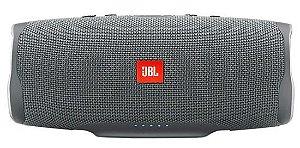 Caixa de Som JBL Charge 4 Portatil + Bluetooth A Prova D'Agua