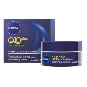 Nivea Q10 PLUS Creme Facial Antissinais Noite 50ml
