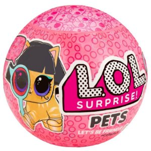 Boneca MGA L.O.L. Surprise! Eye Spy Pets Series 1-2