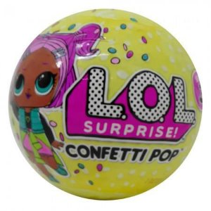 Boneca Lol Surprise Original Serie 3 Confetti Pop