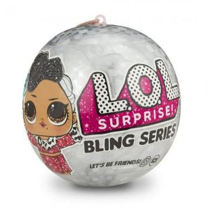 Boneca Lol Original Bling Series Surprise
