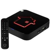 Receptor Digital h-TV Box 6 Ultra HD 4K Preto