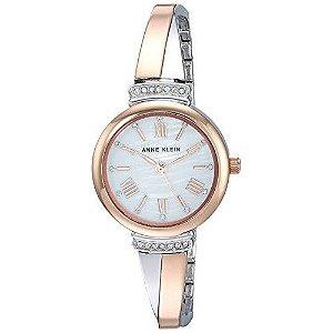 Relógio Feminino Anne Klein AK2245RTST Misto
