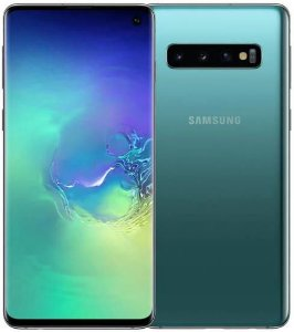"Smartphone Samsung Galaxy S10 Dual Chip 4G Tela 6.1"" Polegadas"