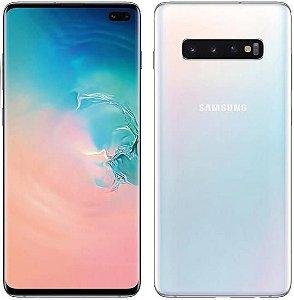 "Smartphone Samsung Galaxy S10+ 6.4"" Polegadas"