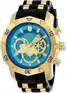 Relógio Masculino invicta Pro Diver 23426 Preto