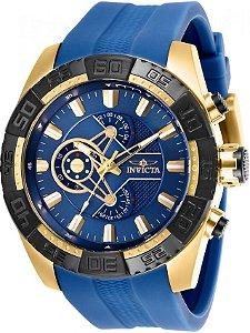 Relógio Masculino invicta Pro Diver 25996 Azul