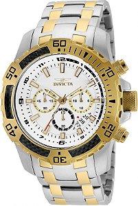 Relógio Masculino invicta Pro Diver 24859 Prata