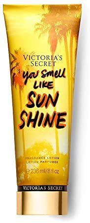 Creme Hidratante Victoria's Secret You Smell Like Sun Shine 236ml