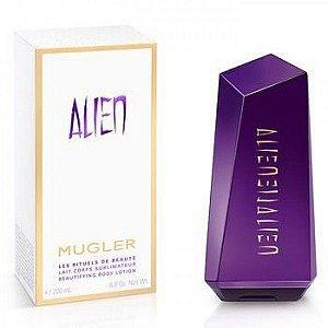 Loção Corporal Thierry Mugler Alien 200ML