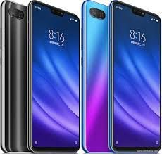 """Smartphone Xiaomi Mi 8 Lite Dual Chip 4G Tela 6.2"""""""
