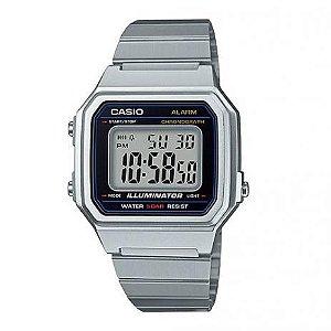 Relógio unissex Casio Vintage B650WD-1A Prata