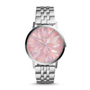 Relógio Feminino  Fóssil ES4167 Prata