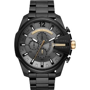 Relógio masculino Diesel DZ4479 Preto