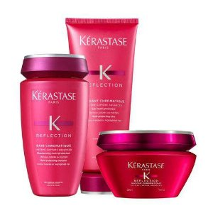 Kit Kerastase Reflection Chroma 3 (bain+fond+grossos)