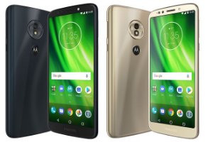 "Smartphone Motorola Moto G6 Play XT1922-5 Dual Chip 4G Tela 5.7"" Polegadas"