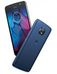 "Smartphone Motorola Moto G 5S XT1799-2 Dual Sim 4G Tela 5.2"" Polegadas"