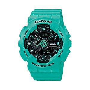 Relógio Feminino Casio Baby-G BA-111-3A Turquesa
