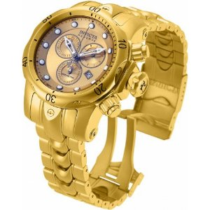 Relógio Masculino invicta Venom 13903 Dourado