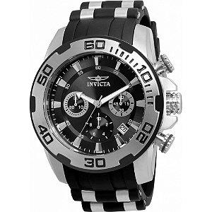 DUPLICADO - Relógio Masculino Invicta Pro Diver 22317 Prata