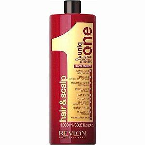 Shampoo Revlon Uniq One 2 Em 1 1 Litro