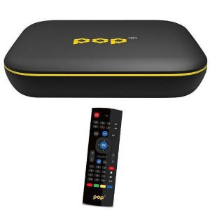 Receptor Digital Pop TV Smart Ultra HD 4K