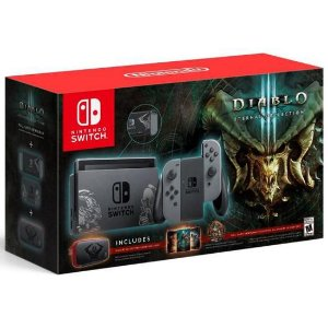 Nintendo Switch 32GB Diablo III: Eternal Collection