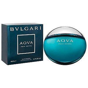 Perfume Masculino Bvlgari Aqva Eau de Toilette