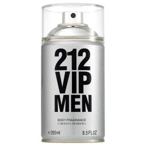 Desodorante Masculino 212 VIP Men Body Spray 250ml