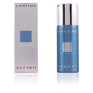 Desodorante Masculino Azzaro Chrome Spray 150ml