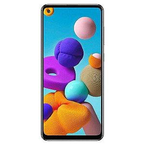 "Smartphone Samsung Galaxy A21S Dual Chip 4G Tela 6.5 Polegadas"""