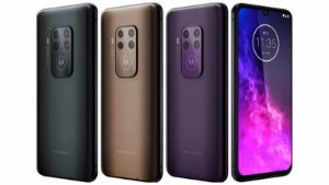 "Smartphone Motorola One Zoom Dual Chip 4G Tela 6.4 Polegadas"""