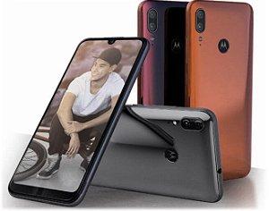 """Smartphone Motorola One E6 Plus Dual Chip 4G Tela 6.1"""" Polegadas"""