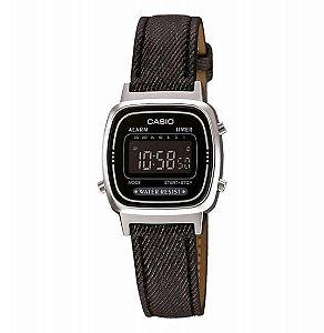 Relógio Feminino Casio LA670WL-1BDF Coro