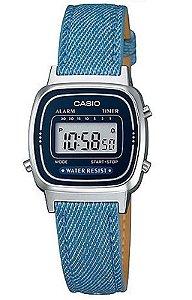 Relógio Feminino Casio LA670WL-2A2 Coro