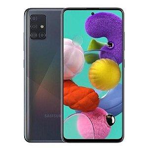 "Smartphone Samsung Galaxy A51 Dual Chip 4G Tela 6.5Polegadas"""