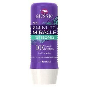 Condicionador Aussie 3 Minute Miracle Strong 236ML