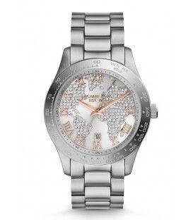 Relógio Feminino Michael kors MK5958 Layton Pave Silver Stras