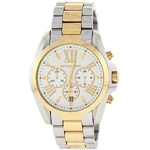 Relógio Feminino Michael Kors MK5627 Silver e Gold