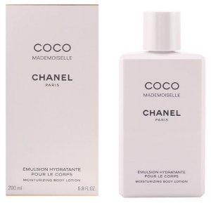 Coco Chanel Mademoiselle Emulsão Hidratante Para o Corpo 200ml
