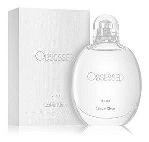 Perfume Masculino Calvin Klein Ck Obsessed For Men Eau de Toilette