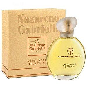 Perfume Feminino Nazareno Gabrielli Pour Eau de Toilette