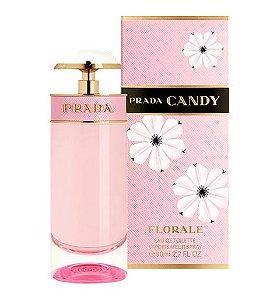 Perfume Feminino Prada Candy Florale Eau de Toilette