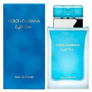 Perfume Feminino Dolce & Gabbana Light Bleu Intense Eau de Parfum