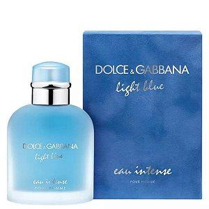 Perfume Masculino Dolce & Gabbana Light Bleu Intense Eau de Parfum