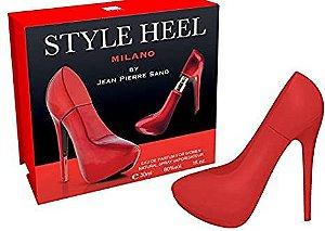 Perfume Feminino Jean Pierre Sand Style Heel Milano Eau de Parfum