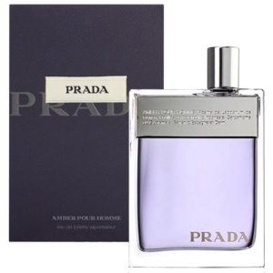 Perfume Masculino Prada Ambe Eau de Toilette